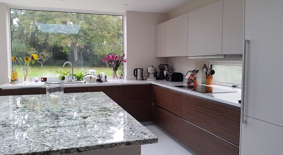 Natural stone Granite - Hanson Electrical Kitchens, Hull
